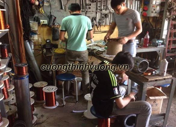 Trung tâm sửa máy bơm nước chuyên nghiệp, linh động tại Hà Nội