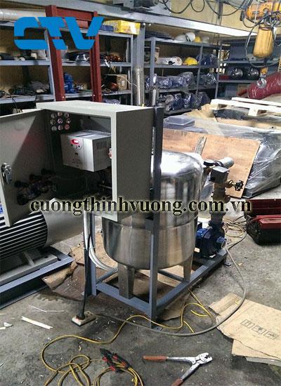Cường Thịnh Vương chuyên lắp đặt hệ thống máy bơm biến tần cho các khách hàng trên toàn quốc