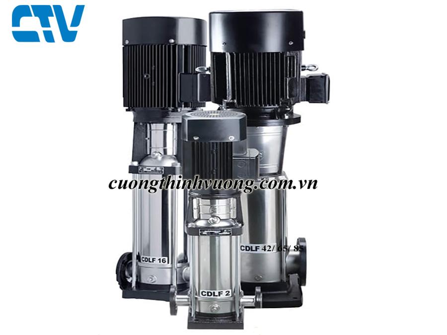 CDLF 65 - 8 - 1 - Máy bơm trục đứng CNP CDLF 65