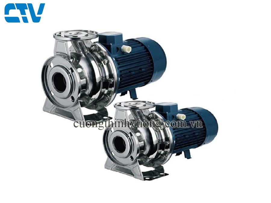 Máy bơm công nghiệp đầu Inox STAC - Italy NX40/1000