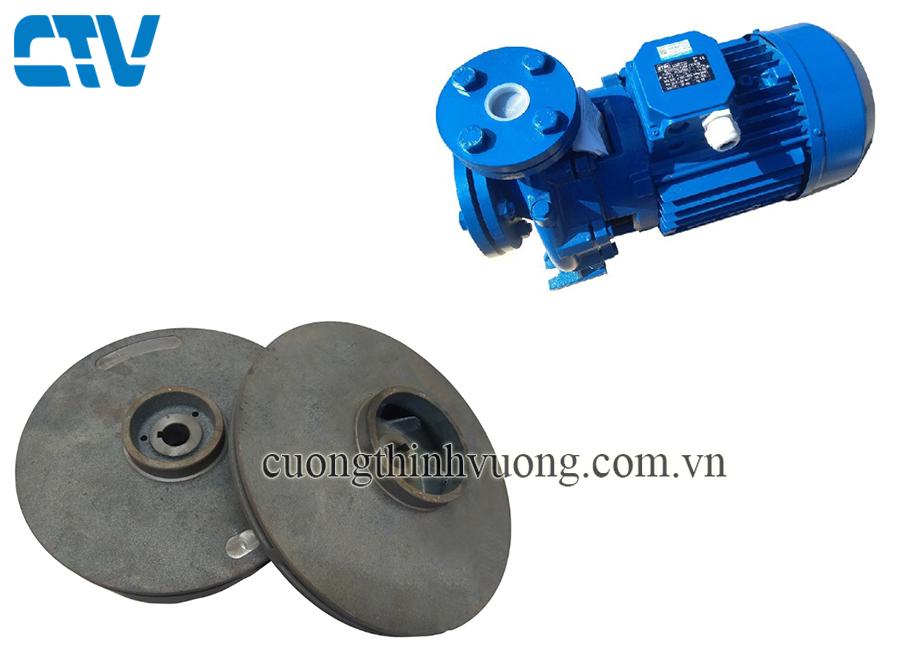 Cánh bơm nước Stac Model Stac N 40/1000T - 7,5Kw