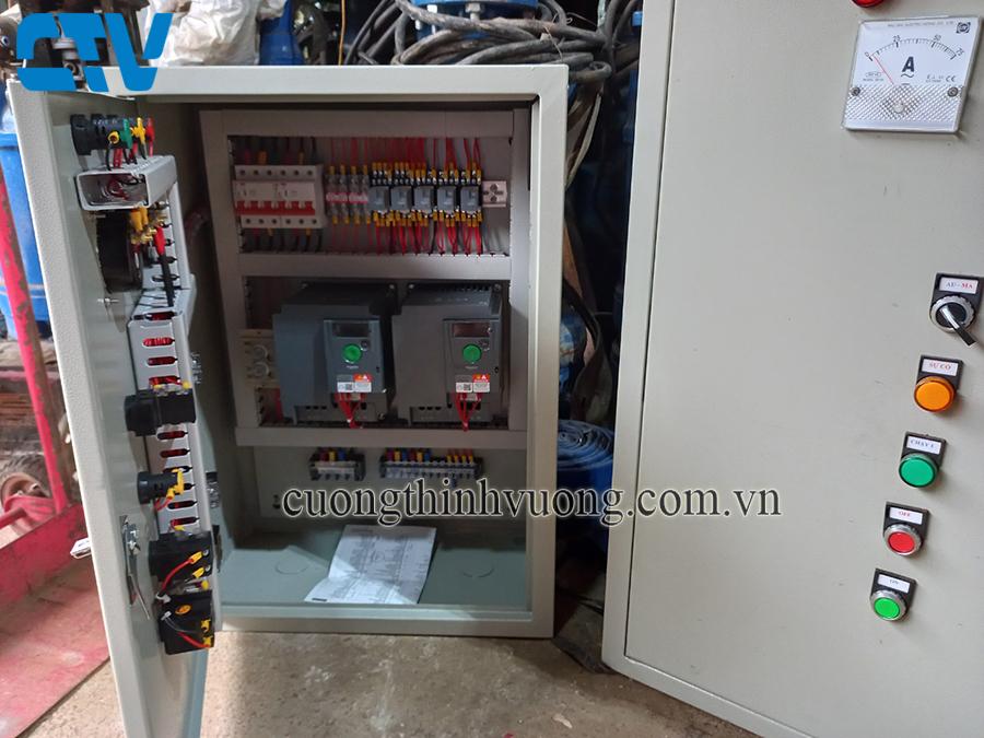 Đơn vị cung cấp tủ điện điều khiển máy bơm bằng biến tần